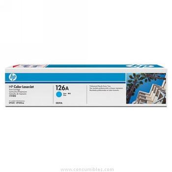 CARTUCHO DE TONER CIAN HP 126A