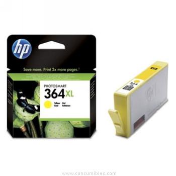 CARTUCHO DE TINTA CARTUCHO AMARILLO ALTA CAPACIDAD HP Nº 364XL