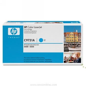 CARTUCHO DE TONER CIAN HP 645A