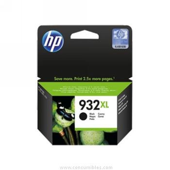 CARTUCHO DE TINTA NEGRO ALTA CAPACIDAD HP Nº 932XL