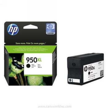 CARTUCHO DE TINTA NEGRO ALTA CAPACIDAD HP Nº 950XL
