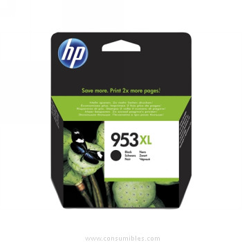 953XL HIGH YIELD NEGRO CARTUCHO DE TINTA L0S70AE para OfficeJet Pro 8740