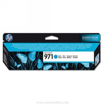 CARTUCHO DE TINTA CIAN HP Nº 971