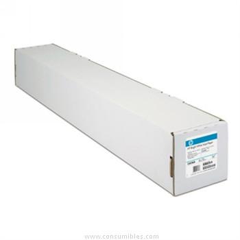PAPEL GRAN FORMATO INKJET BRIGHT BLANCO 420 MM X 45,7M HP