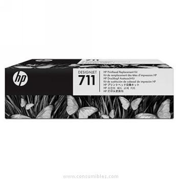 CABEZAL DE IMPRESIÓN HP Nº 711 para DesignJet T520