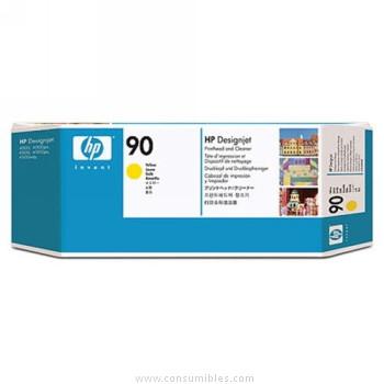 CABEZAL DE IMPRESION AMARILLO HP Nº 90