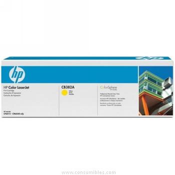 CARTUCHO DE TONER AMARILLO HP 382A