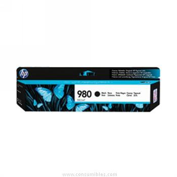 CARTUCHO DE TINTA NEGRO 203.5 ML HP Nº 980