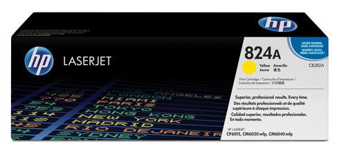 Comprar cartucho de toner CB382A de HP online.