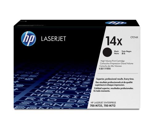 Comprar cartucho de toner alta capacidad CF214X de HP online.