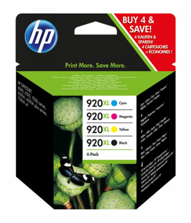 Comprar cartucho de tinta alta capacidad C2N92AE de HP online.