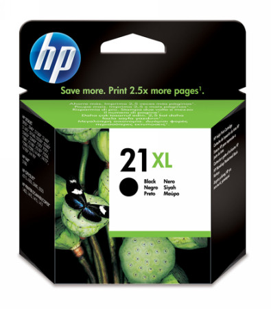 Comprar cartucho de tinta alta capacidad C9351CE de HP online.