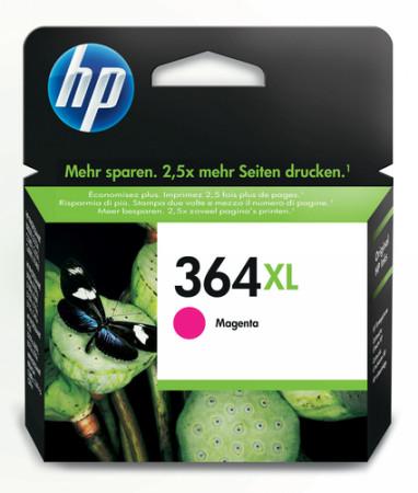 Comprar cartucho de tinta alta capacidad CB324EE de HP online.