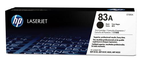 Comprar cartucho de toner CF283A de HP online.
