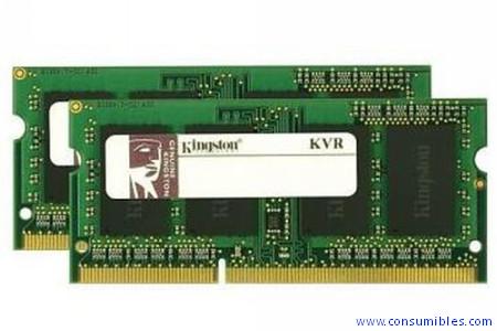 Comprar  KVR13S9S6-2 de Kingston online.