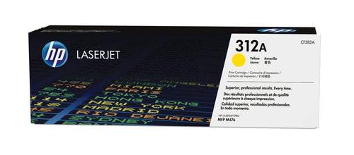 Comprar cartucho de toner CF382A de HP online.