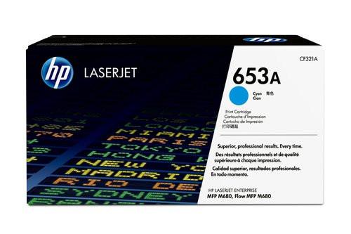 Comprar cartucho de toner CF321A de HP online.