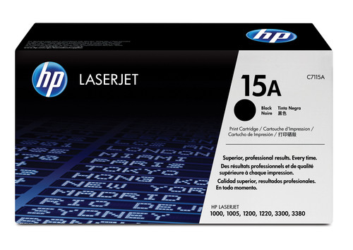 Comprar cartucho de toner C7115A de HP online.