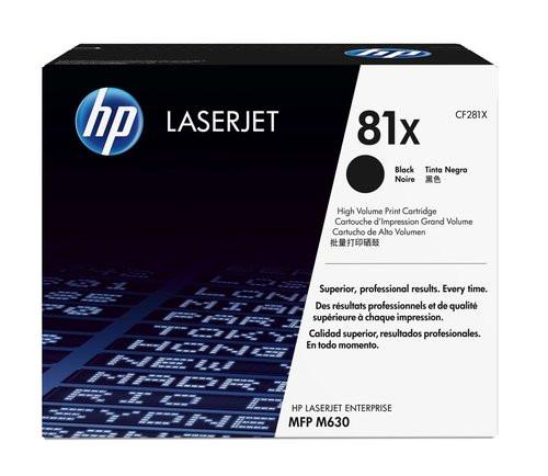 Comprar cartucho de toner alta capacidad CF281X de HP online.