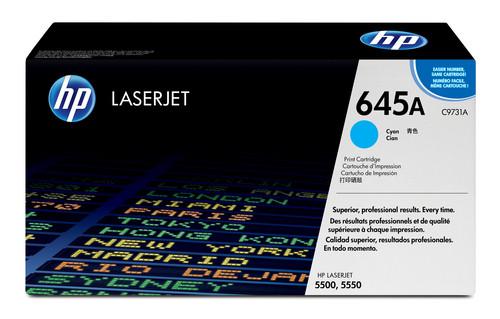 Comprar cartucho de toner C9731A de HP online.