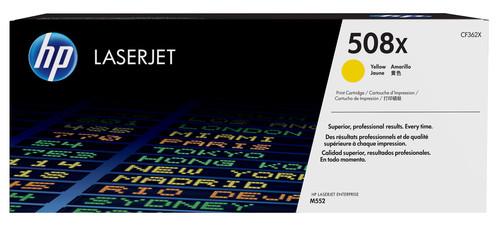 Comprar cartucho de toner CF362X de HP online.