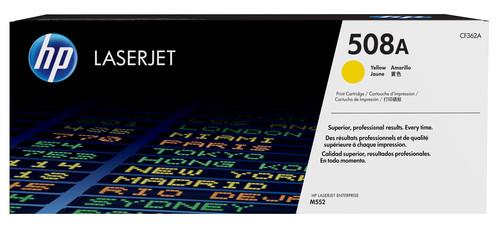 Comprar cartucho de toner CF362A de HP online.