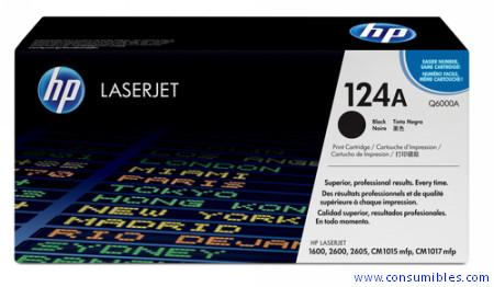 Comprar cartucho de toner Q6000A de HP online.