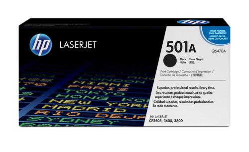 Comprar cartucho de toner Q6470A de HP online.