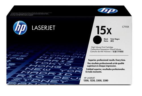 Comprar cartucho de toner alta capacidad C7115X de HP online.