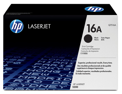 Comprar cartucho de toner Q7516A de HP online.