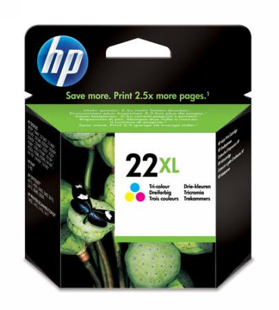 Comprar cartucho de tinta alta capacidad C9352CE de HP online.