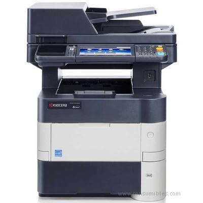 Impresoras láser o led IMPRESORA MULTIFUNCIÓN LASER MONOCROMO KYOCERA ECOSYS M3560IDN