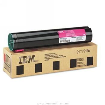 CARTUCHO DE TÓNER MAGENTA IBM TYPE-4957