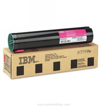 CARTUCHO DE TONER MAGENTA IBM TYPE-4957