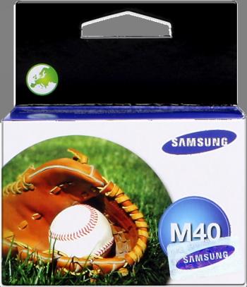 Comprar cartucho de tinta INK-M40 de Samsung online.