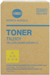 CARTUCHO DE TONER COPIADORA AMARILLO DEVELOP TN310Y