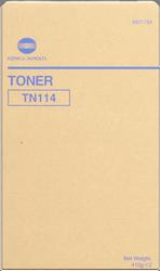 CARTUCHO DE TÓNER KONICA-MINOLTA TN-114