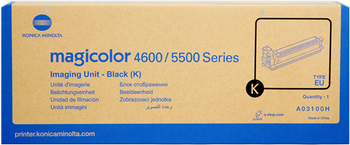 Unidad de Impresion Negro Konica-Minolta