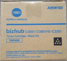 Comprar cartucho de toner A95W150 de Konica-Minolta online.