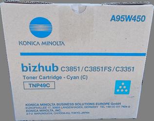 Comprar cartucho de toner A95W450 de Konica-Minolta online.