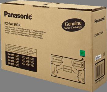 Comprar cartucho de toner KX-FAT390X de Panasonic online.
