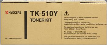 CARTUCHO DE TONER AMARILLO KYOCERA-MITA TK-510Y