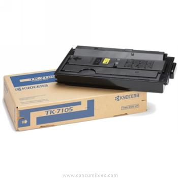 Comprar cartucho de toner 1T02P80NL0 de Kyocera-Mita online.