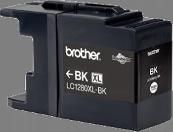 Cartuchos de tinta CARTUCHO DE TINTA NEGRO ALTA CAPACIDAD BROTHER LC-1280XL