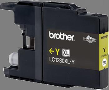 Comprar cartucho de tinta LC1280XLY de Brother online.