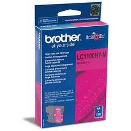 CARTUCHO DE TINTA MAGENTA ALTA BROTHER LC-1100HYM