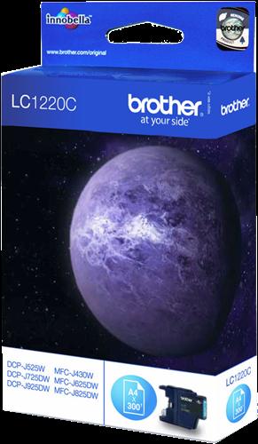 Comprar cartucho de tinta LC1220C de Brother online.