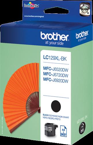 Comprar cartucho de tinta alta capacidad LC129XL de Brother online.