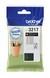 Comprar cartucho de tinta LC3217BK de Brother online.