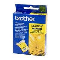 Comprar cartucho de tinta LC800y de Brother online.